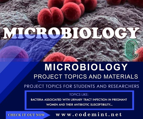 MICROBIOLOGY Research Topics