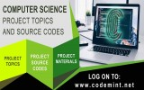 Codemint announces the inclusion of computer science project topics and research materials in their online academic repository.