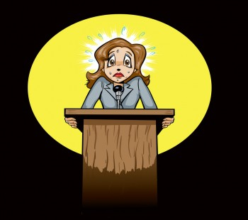 Stage fright and how to overcome it: guide for final year projects students image