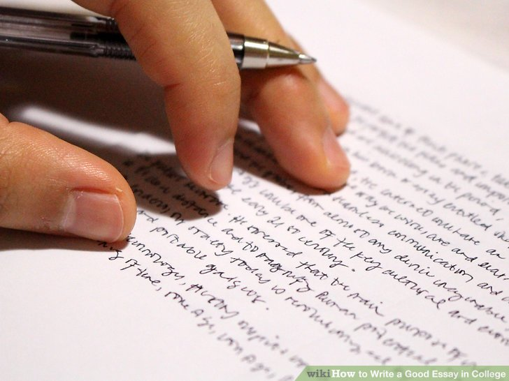 HOW TO WRITE A GOOD ESSAY image