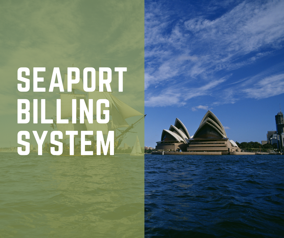 SEAPORT BILLING SYSTEM USING PHP