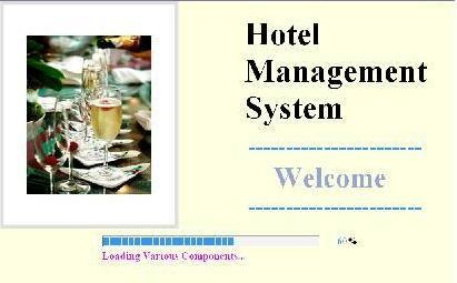 Hotel Management System Using JAVA