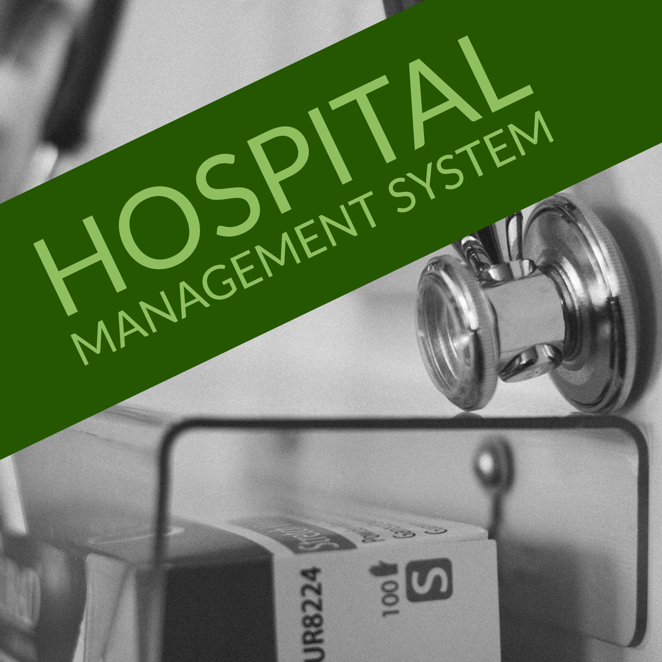 Hospital Management system image