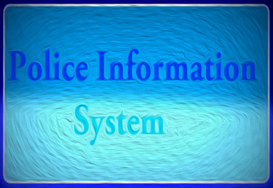 Design and Implementation of a Police Information System