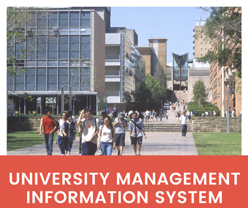 UNIVERSITY MANAGEMENT INFORMATION SYSTEM - CodeMint Mint for Sale