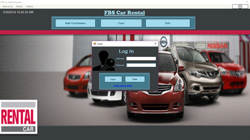 Car Rental System - CodeMint Mint for Sale