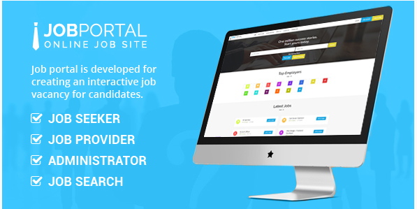 Online Job Portal System - CodeMint Mint for Sale