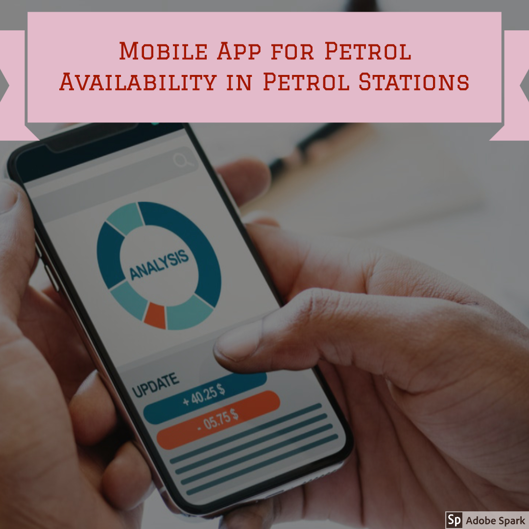 Mobile App for Petrol Availability in Petrol Stations - CodeMint Mint for Sale