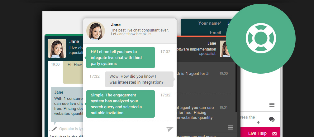 Design of Customer Live Chat WordPress Plugin