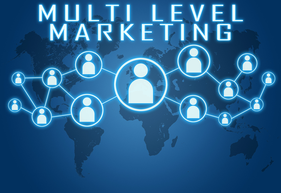 MLM - Multilevel Marketing System in PHP