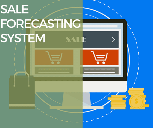 SALES FORECASTING SYSTEM USING LINEAR REGRESSION MODEL