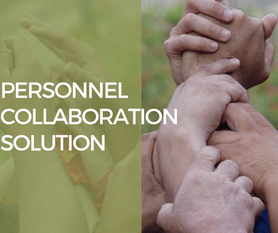 PERSONNEL COLLABORATION SOLUTION
