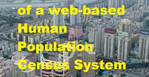 Design and Implementation of a web-based Human Population Census System