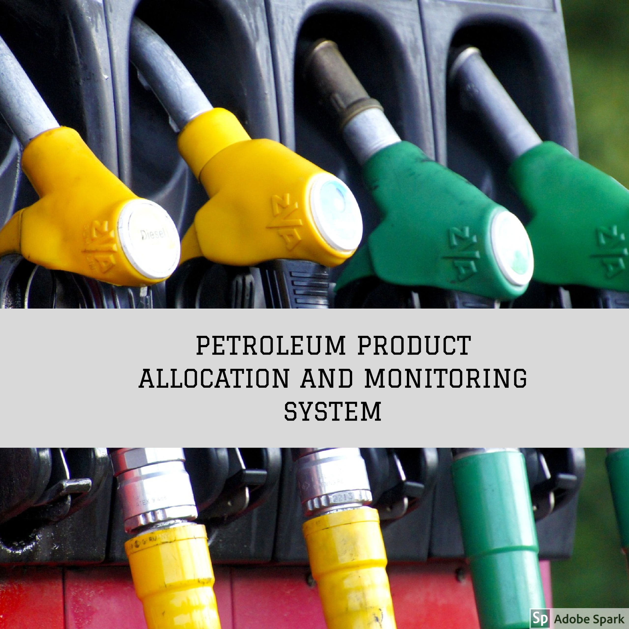 DESIGN AND IMPLEMENTATION PETROLEUM PRODUCT ALLOCATION AND MONITORING SYSTEM