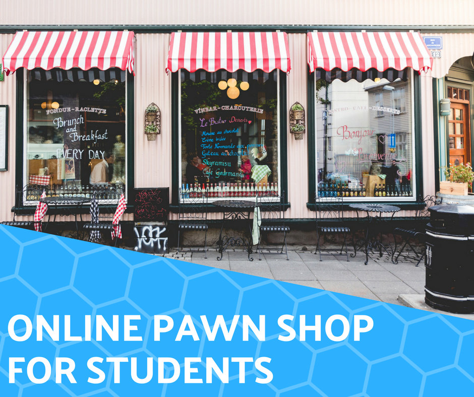 ONLINE PAWNSHOP FOR STUDENTS - CodeMint Mint for Sale