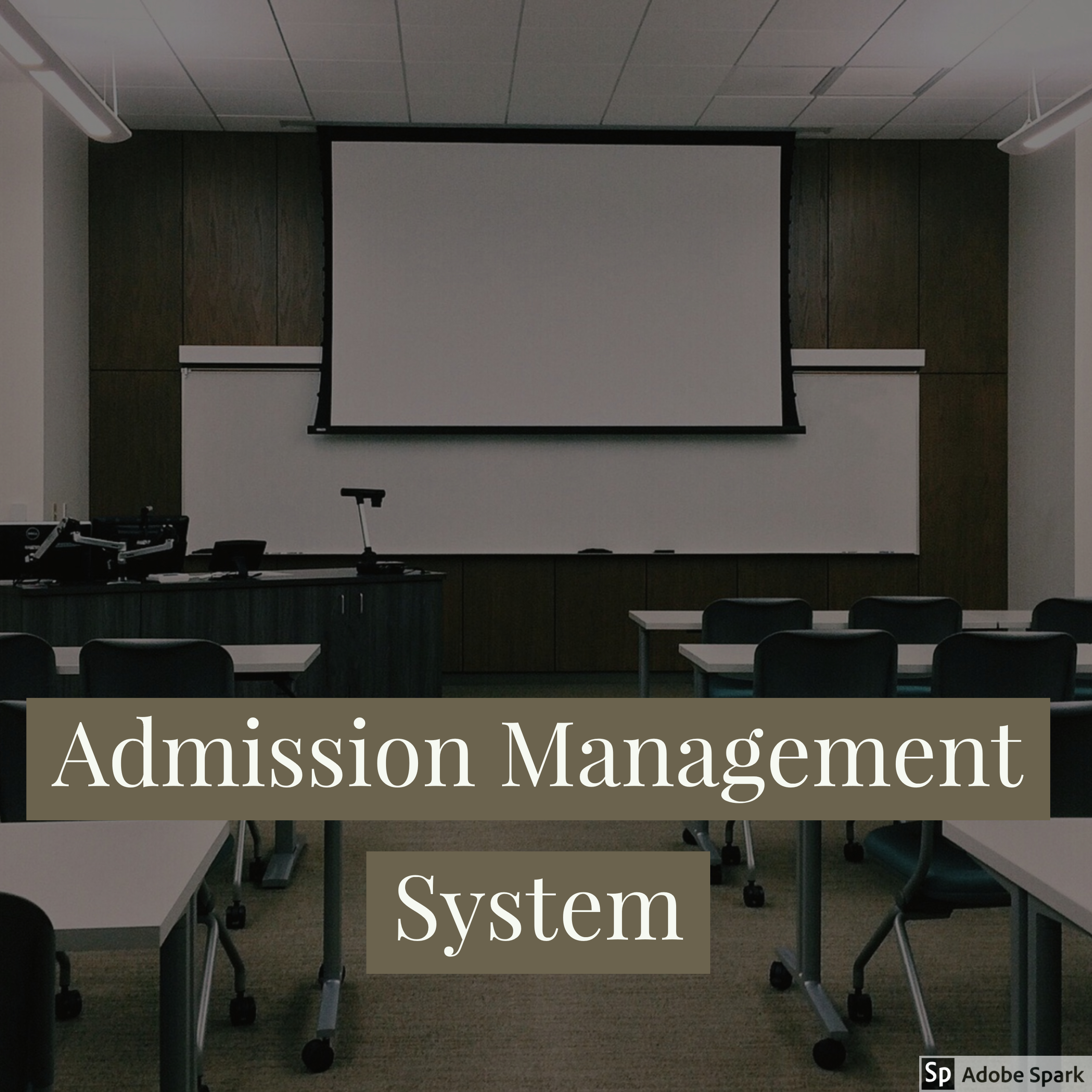 Design and Implementation of An Admission Management System - CodeMint Mint for Sale